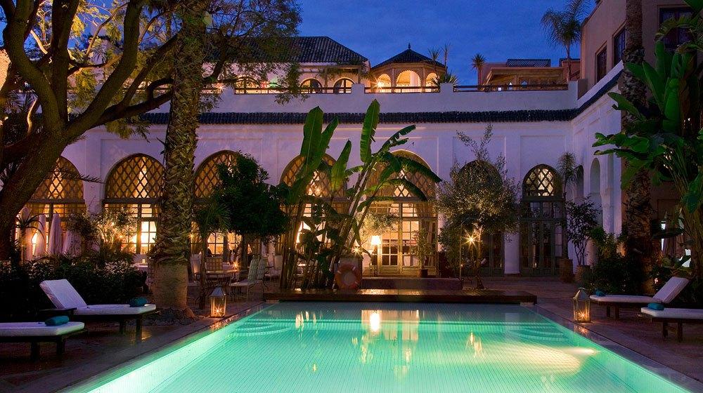 Les Jardins De La Medina Marrakech