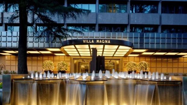 Top 5 hôtels de luxe à Madrid : Hôtel Villa Magna