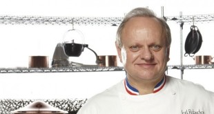 Le Chef Joël Robuchon