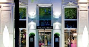 La Villa Maillot & Spa Paris