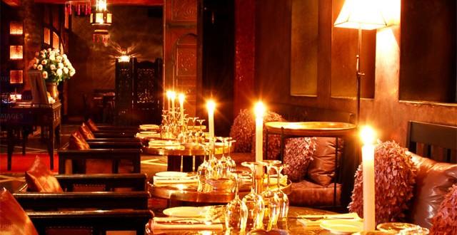 restaurant Comptoir Darna Marrakech