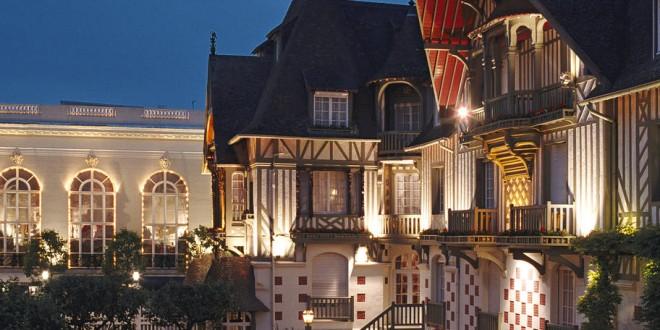 week end luxe à Deauville