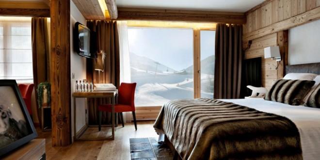 Hôtel Au cœur du village La Clusaz 7