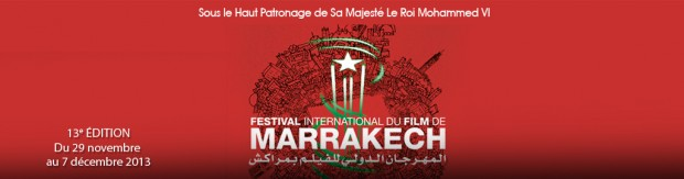 Festival du Film de Marrakech 2013