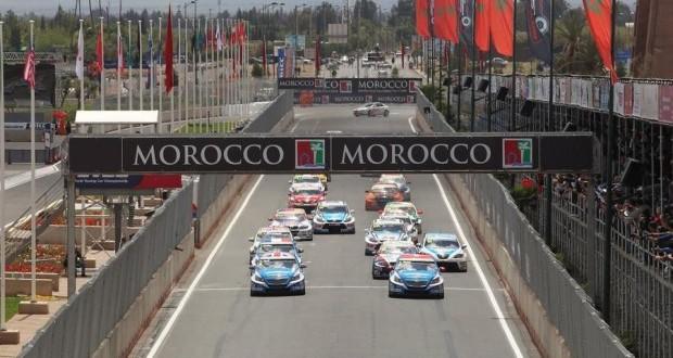 grand prix de Marrakech 2014
