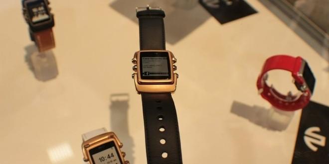 META et Franck Nuovo s'associent pour créer la nouvelle smartwatch de luxe.