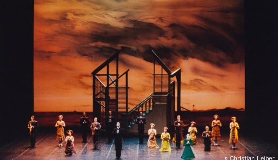 De Mille Cullberg ballet Opera Garnier