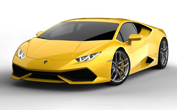 Lamborghini Huracán, la nouvelle héritière de la marque au taureau