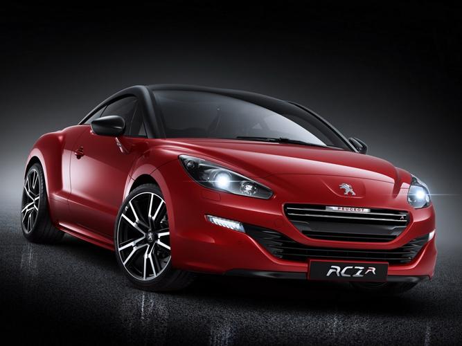Peugeot RCZ R : un moteur qui fait RoaR !