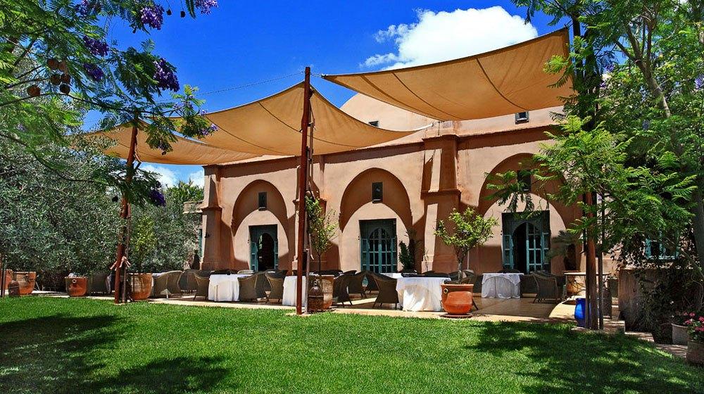 H tel les deux tours marrakech for Hotels tours