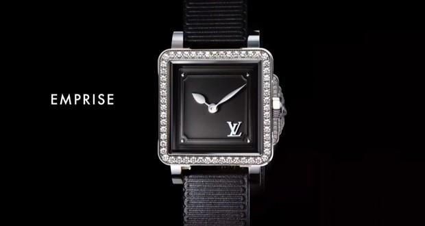 Quand la Montre Emprise par Louis Vuitton rencontre Gesaffelstein bd808579452