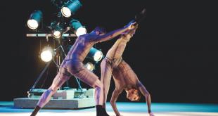 Made in Cannes et le spectacle eXchange de la Delattre Dance Company
