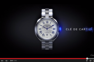 Clé de Cartier YouTube
