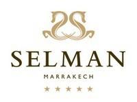 logo selman hôtel marrakech