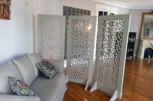 claustra blanc moderne