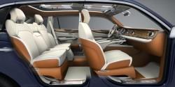 Ce SUV devrait rester fidèles aux lignes de Bentley.
