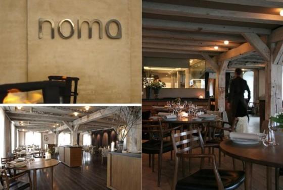 50 meilleurs restaurants du monde Noma à Copenhague