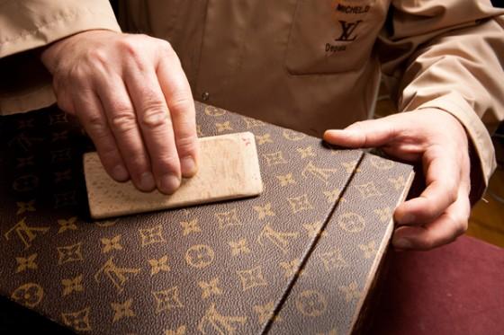 Louis Vuitton atelier workshop  à New York