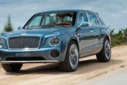 Pour ce SUV, Bentley va consacrer 930 millions d'euros au développement et la fabrication.