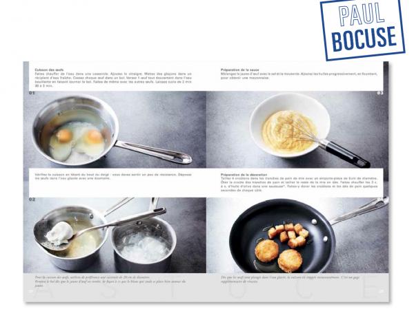 Un Chef, une recette : Paul Bocuse et ses Œufs pochés à la Beaujolaise