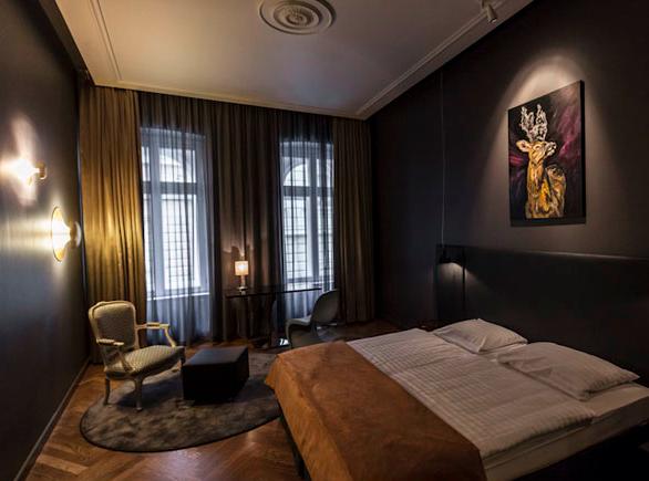 Casati boutique hotel budapest : un petit séjour de luxe