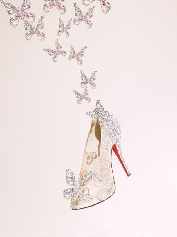 Chaussures de Mariée  Louboutin