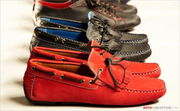 Rouge, marine ou noire les deux modèles se déclinent en trois couleurs.