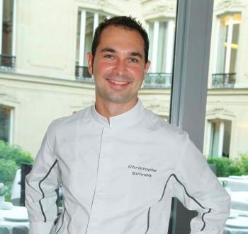 Concours de cuisine - Christophe Schmitt