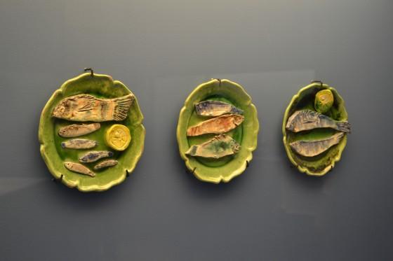 """Expo """"Picasso céramiste et la Méditerranée"""" assiettes"""