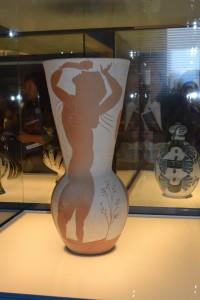 """Expo """"Picasso céramiste et la Méditerranée"""" vase"""