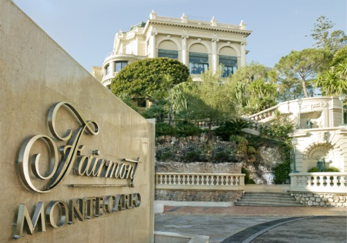 Le Fairmont hôtels de luxe à Monaco hôtels de luxe à Monaco