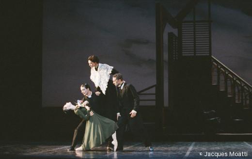 Ballet De Milles à l'opera Garnier