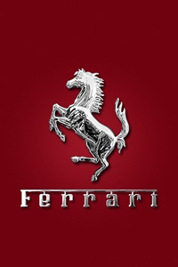Ferrari-Logo-Complete-Red-iPhone-Wallpaper-Download