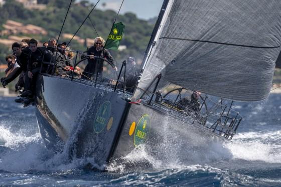 Giraglia Rolex Cup 2012