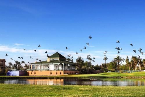 Golfs de Marrakech Palmeraie Golf Palace