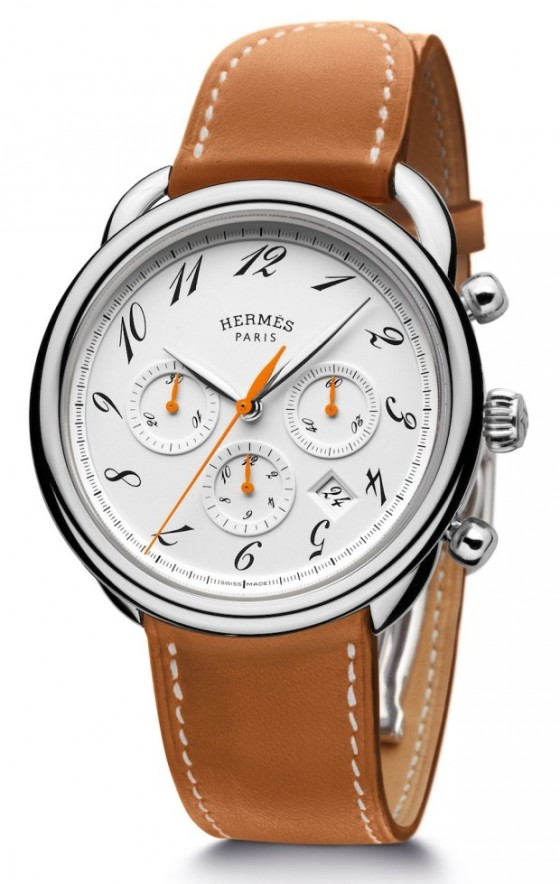Hermès-Arceau-Chronograph-Bridon