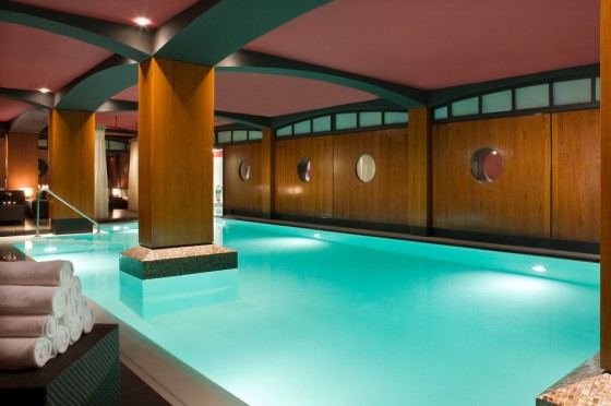 Hotel Fouquets Barriere USpa Top 7 des Hôtels Spa à Paris