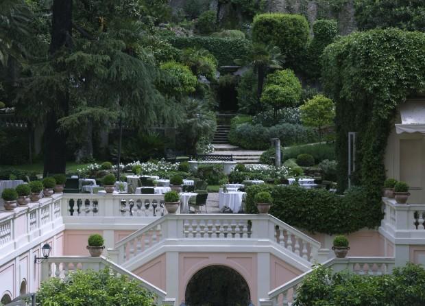 Hôtel de Russie 5 hôtels de luxe à Rome