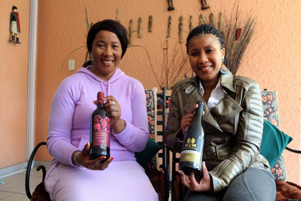 vin House of Mandela
