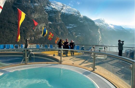 Hurtigruten-croisières de luxe