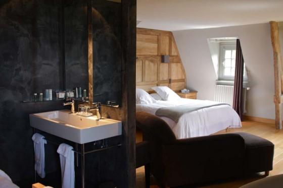 Chambre à Hôtel La Chaumière