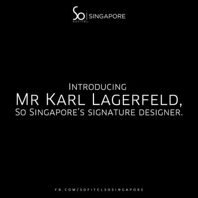Karl Lagerfeld Sofitel
