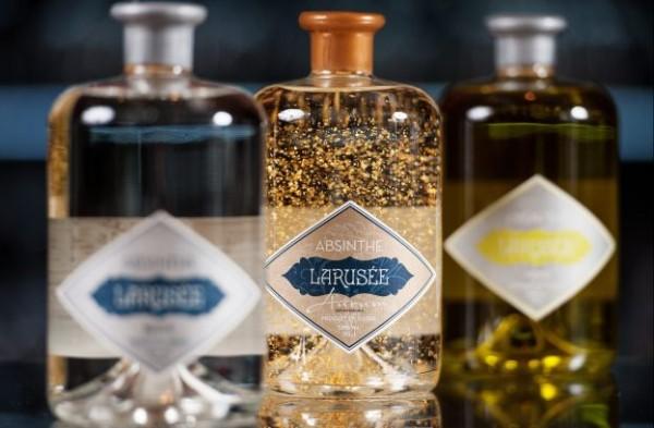 L'absinthe Larusée
