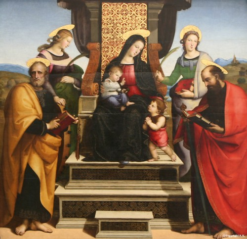 Le Metropolitan Museum of Art Raphael