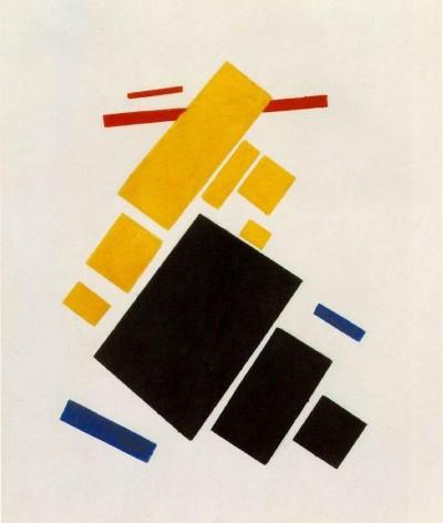 Le Museum of Modern Art Malévitch