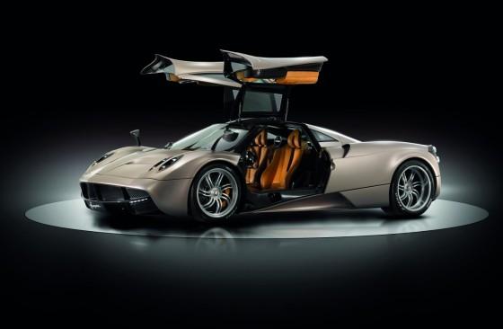 Les 20 voitures les plus chères du monde en 2013 Pagani Huayra