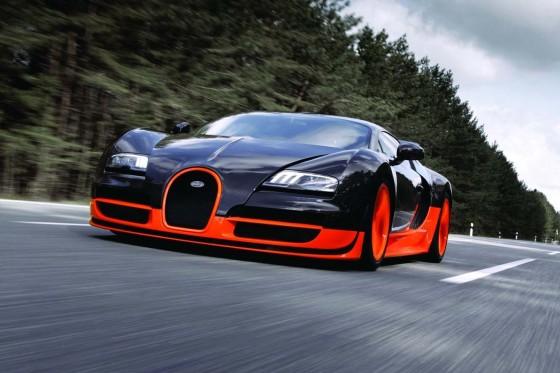 Les 20 voitures les plus chères du monde en 2013 Bugatti Veyron Grand Sport Vitesse