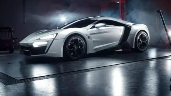 Les 20 voitures les plus chères du monde en 2013  Lykan Hypersport