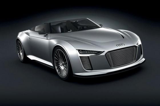 Les 20 voitures les plus chères du monde en 2013 Audi E-Tron