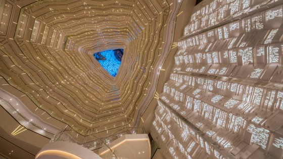 Les 5 hôtels les plus hauts du monde Four Seasons Guangzhou